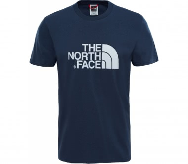 The North Face - Shortsleeve Easy men's top (dark blue/white)