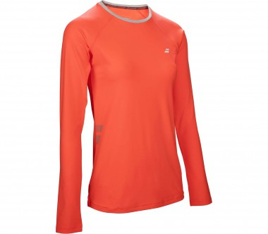Babolat - Core long-sleeved women's tennis top (red)