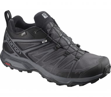 Salomon - X Ultra 3 GTX® men's hiking shoes (black)
