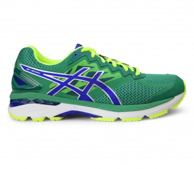 Asics - GT-2000 4 men's running shoes (green)