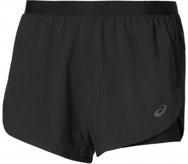 Asics - 2-in-1 5.5 Inch women's running shorts (black)
