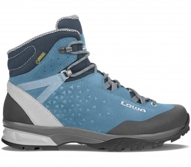 Lowa - Sassa GTX Mid women's trekking shoes (blue/grey)