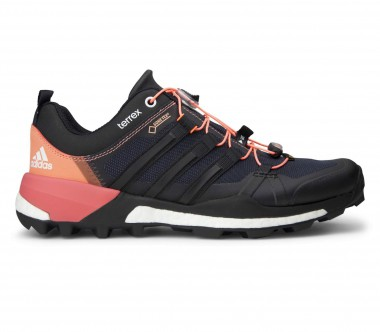 Adidas - Terrex Skychaser GTX women's multi-function shoes (black/coral)
