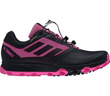 Adidas - Terrex Trailmaker GTX women's mountain running shoes (black/pink)