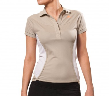 Adidas- tennis polo shirt women's Stella Mc Cartney Barricade - HW13