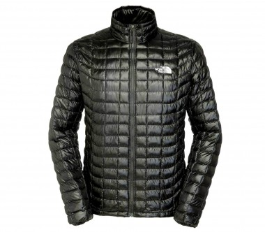 The North Face - Thermoball Full Zip men's hard shell jacket (black)