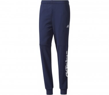 Adidas - Essential Linear T FL men's training pants (dark blue)