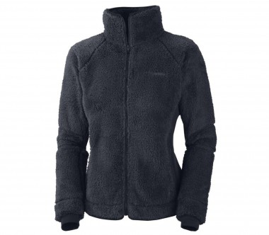 Columbia - Pearl Plush II Fleece women's fleece jacket (black)