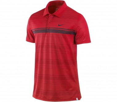 Nike - Sphere Stripe Polo rot - FA12 - Tennis - Tennis Cloth - Men