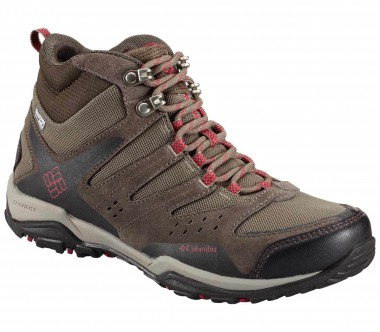 Columbia - Peakfreak XCRSN Mid Outdry women's trekking shoes (brown)