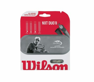 Wilson - NXT Duo II - 12m - Tennis - Tennis Strings