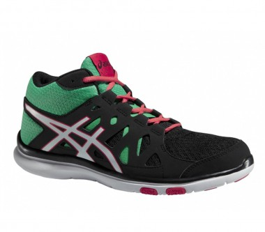 Asics - GEL-FIT TEMPO MT training shoes (green/black)