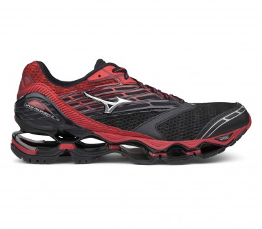 Mizuno - Wave Prophecy 5 men's running shoes (black/red)