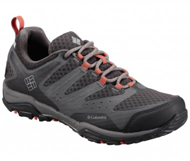 Columbia - Peakfreak XCRSN XCEL Outdry women's multi-sports shoes (anthracite/grey)