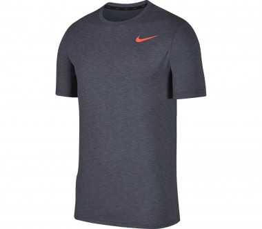 Nike - Breathe men's training top (dark grey)