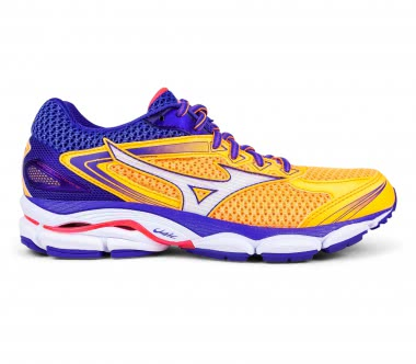 Mizuno - Wave Ultima 8 women's running shoes (red/purple)