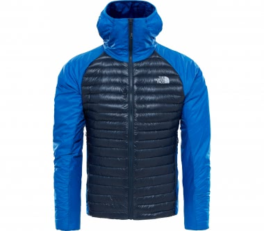 The North Face - Verto Prima hoodie men's insulating jacket (blue)