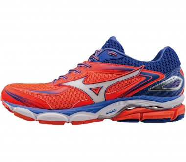 Mizuno - Wave Ultima 8 women's running shoes (turquoise/coral)
