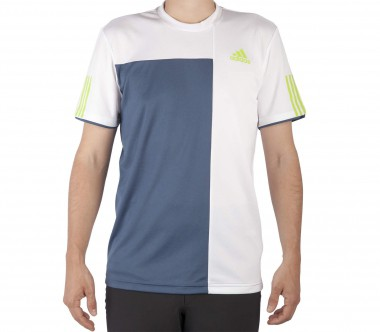 Adidas - Club Trend men's tennis top (dark blue/white)