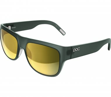 POC - Want Bike glasses (dark green)