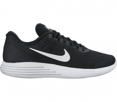 Nike - LunarGlide 8 men's running shoes (black/white)