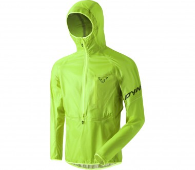 Dynafit - Ultra Light men's 3 layer jacket (green)