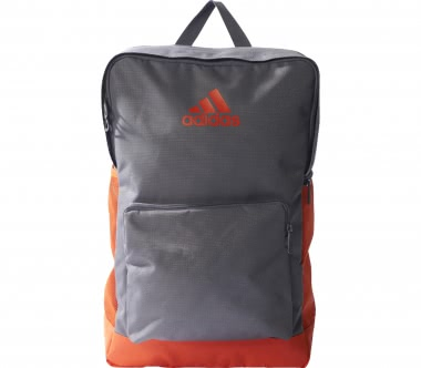 Adidas - 3S Performance rucksack (grey/orange)