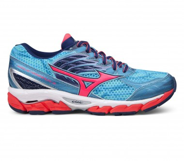 Mizuno - Wave Paradox 3 women's running shoes (turquoise/light red)