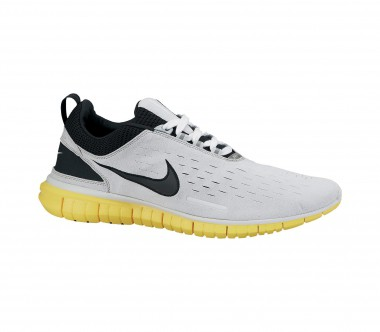 Nike - Free 5.0 men's running shoes (grey/black)