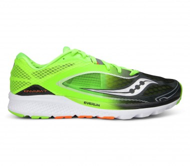 Saucony - Kinvara 7 men's running shoes (light yellow/black)