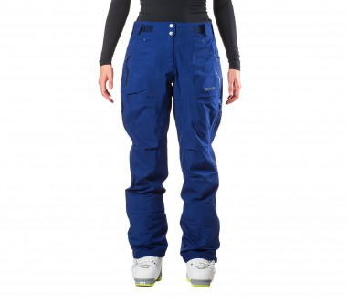 PYUA - Release 3 Layer women's ski pants (dark blue)