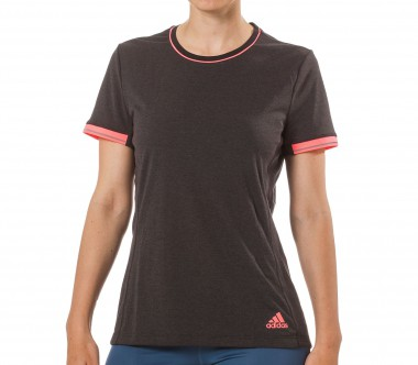 Adidas - Supernova Climachill women's running top (black/red)