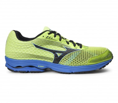Mizuno - Wave Sayonara 3 men's running shoes (light yellow/blue)