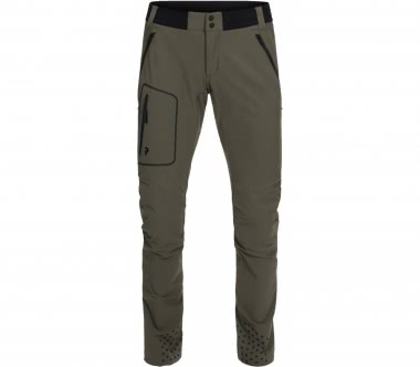 Peak Performance - Light women's outdoor pants (dark green)