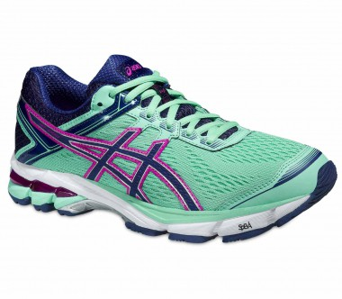 Asics - GT 1000 4 women's running shoes (tüturquoise)