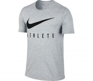 Nike - Dry Athlete men's training top (grey/black)