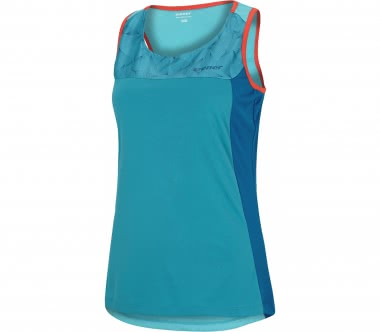 Ziener - Caitriona women's top (turquoise)