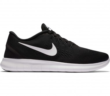 Nike - Free RN men's running shoes (black/white)
