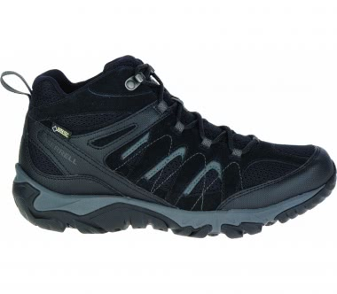 Merrell - Outmost MID GTX men's hiking shoes (black/grey)