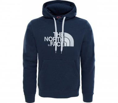 The North Face - Drew Peak pullover men's hoodie (dark blue/white)
