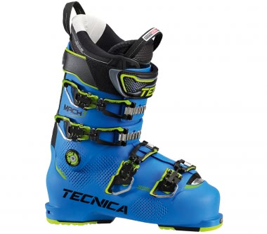 Tecnica - Mach 1 120 MV men's skis boots (blue-yellow)