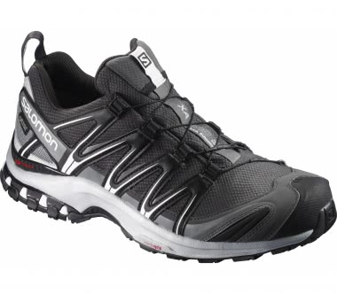 Salomon - XA Pro 3D GTX® men's running shoes (grey/black)