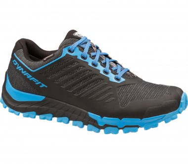 Dynafit - Trailbreaker GTX men's mountain running shoes (black/blue)