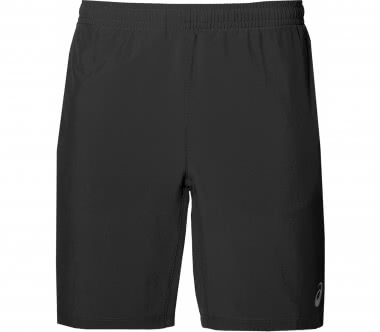 Asics - Woven 9 Inch men's training shorts (black)