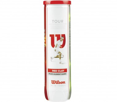 Wilson - Tour Clay (red)