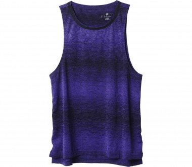 Adidas - Boxy WOW women's training tank top (violet/black)