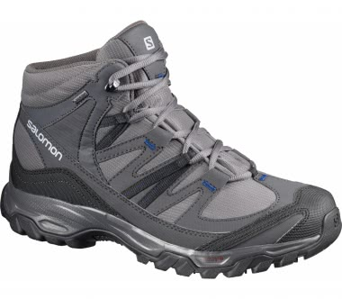 Salomon - Mudstone MID 2 GTX men's trekking shoes (grey)