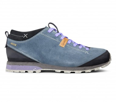 AKU - Bellamont Suede GTX women's hiking shoes (blue/purple)