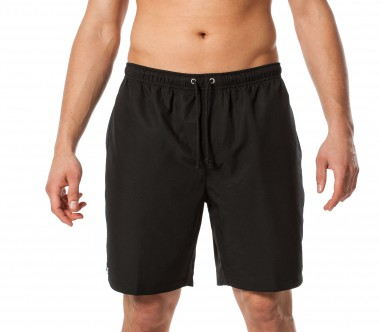 Lacoste - Basic Woven men's tennis shorts (black)