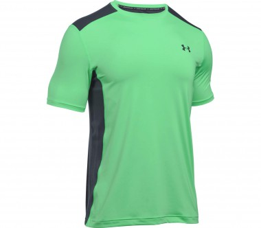 Under Armour - Raid Shortsleeve men's training top (green)